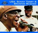 Sonny Terry & Brownie McGhee / Conversation With The River - Blues