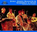 Hamza Shakkûr & Ensemble al-Kindî / Takasim & Sufi Chants from Damaskus